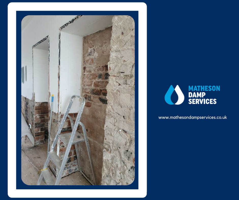 Ayrshire Damp Proofing - Matheson Damp Services proofing